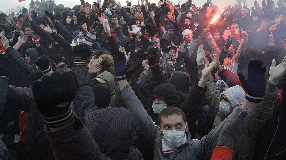 Недовольство россиян приобретает этнический колорит