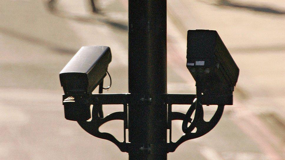 В Лондоне столько камер, что каждый прохожий в течение дня попадает в объектив примерно 300 раз