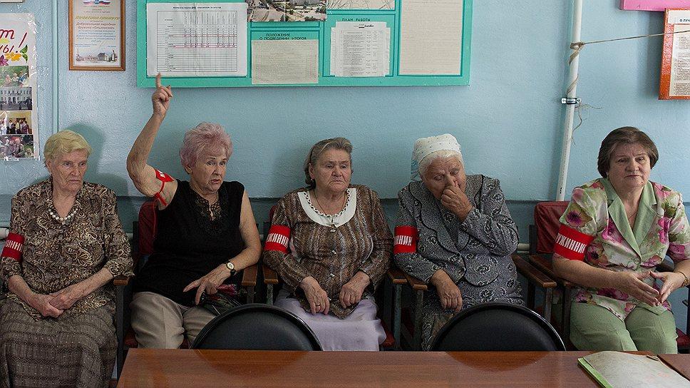 """""""У нас высокая цель"""" — калужские бабушки намерены навести в городе порядок"""