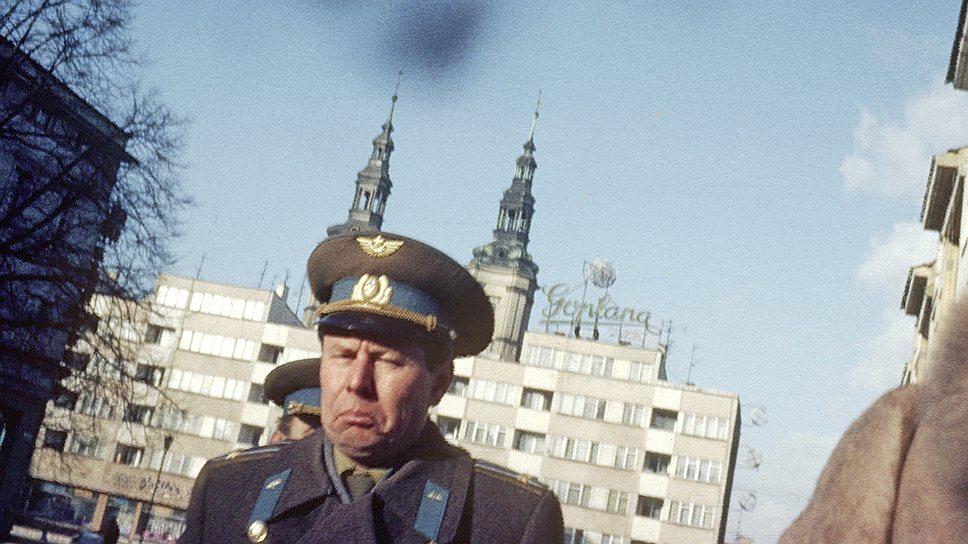 Такими в Польше запомнили наших офицеров