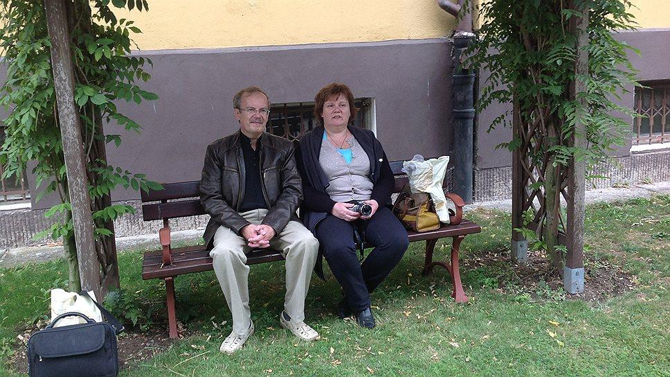 Преподаватель Алексей Николаевич и его сестра Татьяна вернулись в город своего детства