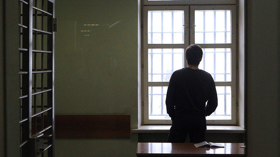 В следственной части следственного изолятора № 2 «Бутырская тюрьма»