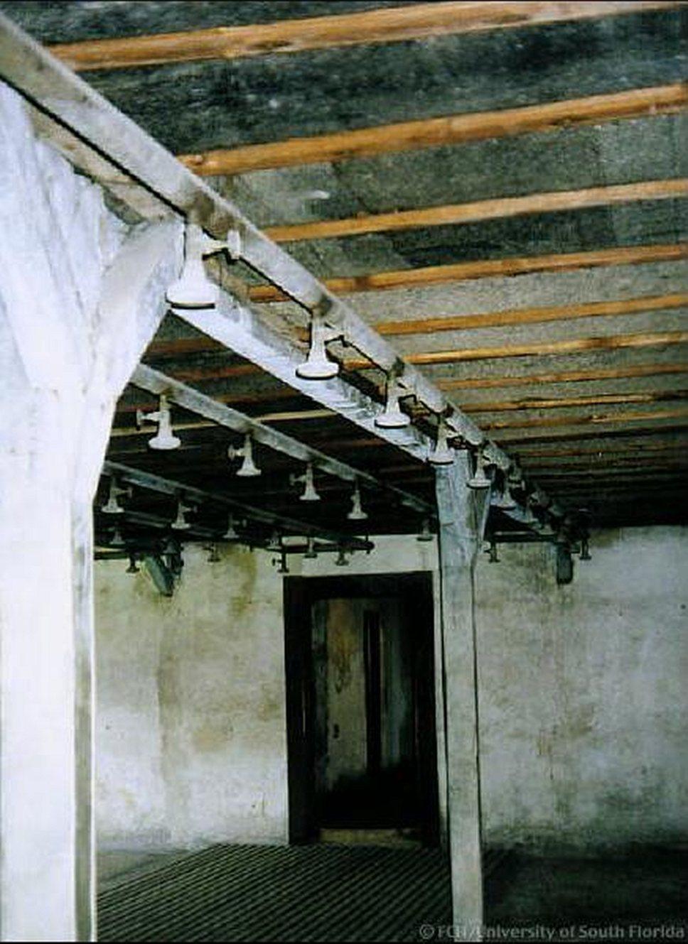 Газовые камеры Собибора