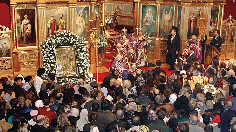 Приход Святителя Николая в Нью-Йорке изучали московские социологи