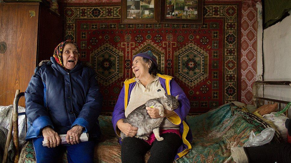 Однофамилицы-Петуховы — Анна Александровна и Надежда Никитична