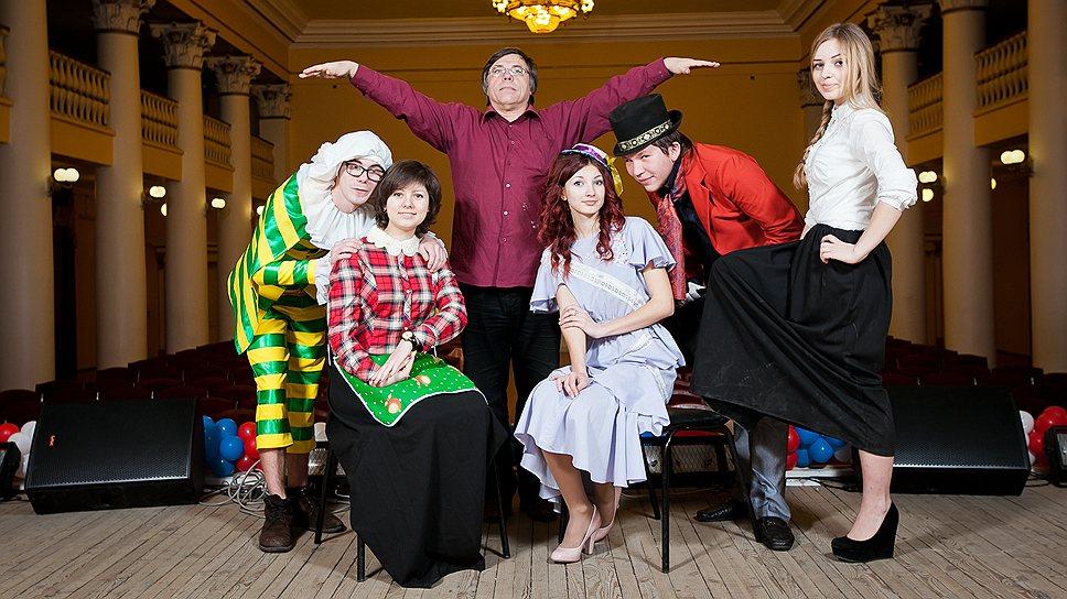 «Огонек» познакомился со студенческими театрами из разных городов России