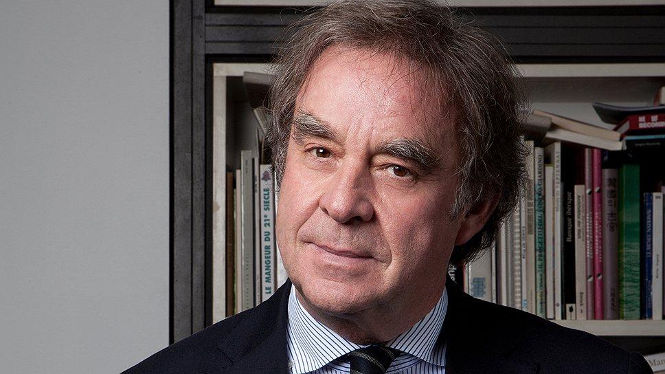 Жан-Мишель Вильмотт, архитектор