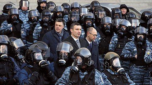 Киевский торг  / Валерий Калныш — о том, как украинскую оппозицию соблазняют властью