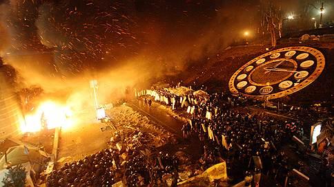 Кровопролитные свои  / Валерий Калныш пытается осмыслить трагедию в столице Украины