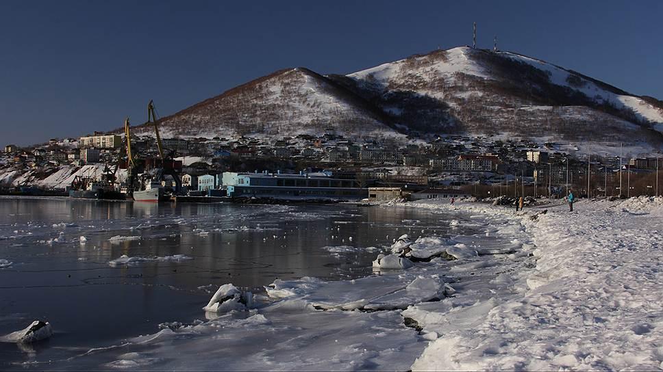 """Солнечная """"погода первого типа"""" позволяет увидеть красоту Петропавловска"""