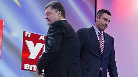 Сосчитали до трех  / Валерий Калныш — о главных претендентах на пост президента Украины