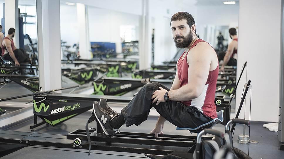Следующая спортивная цель Игоря Коробейникова — летняя Паралимпиада