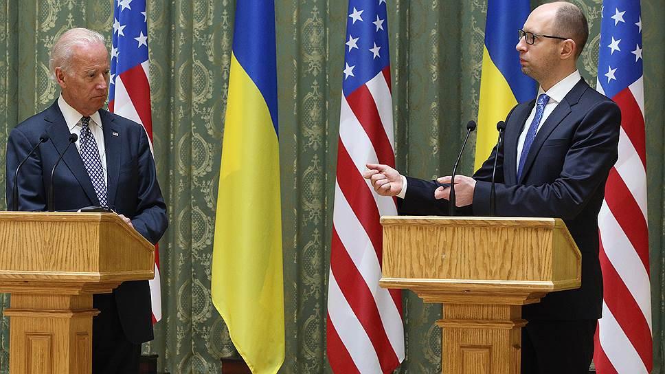 На этом этапе истории Америка — критик России и друг Украины