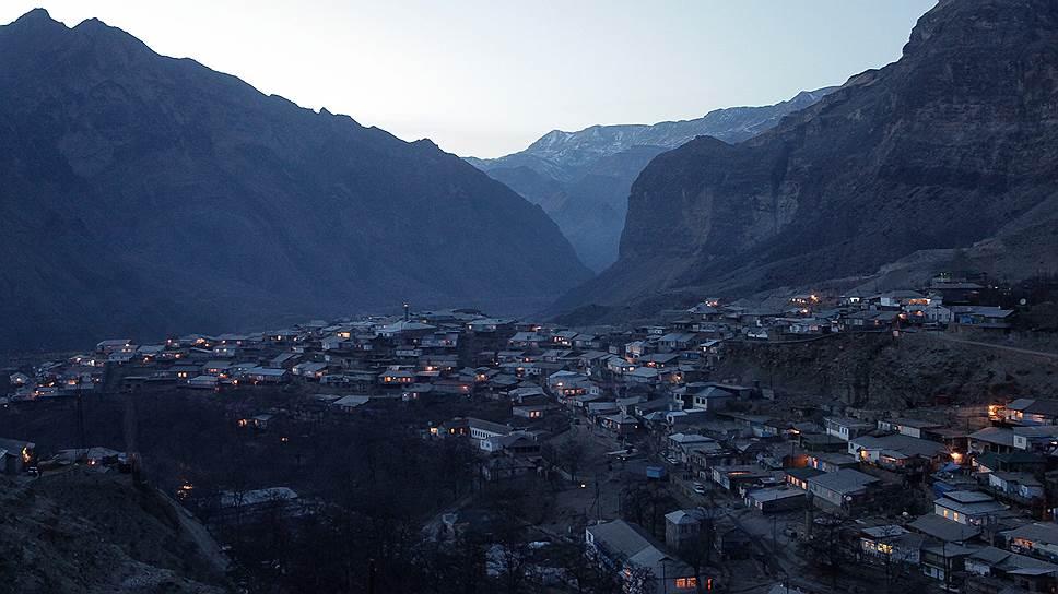 Историческое село Гимры в сводках МВД Дагестана упоминается регулярно
