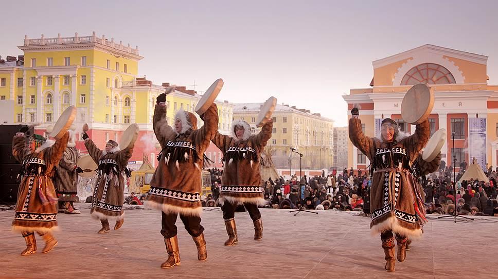 """Этнический праздник """"Большой аргиш"""" отмечают с 2010 года"""