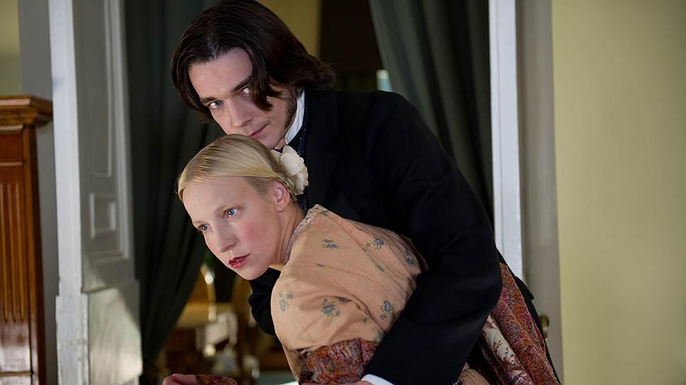 Николай Ставрогин (Максим Матвеев) и Марья Лебядкина (Мария Шалаева). С ними все ясно