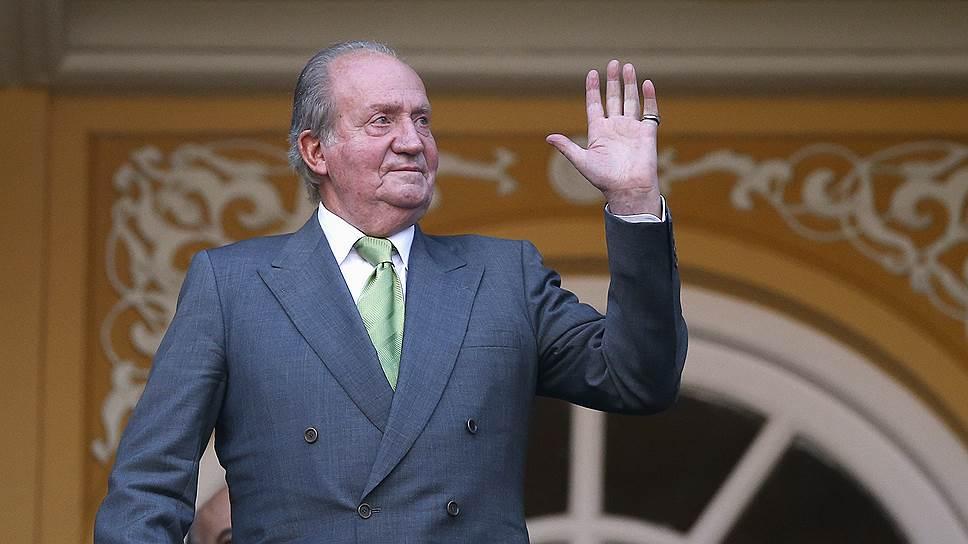 Хуан Карлос уходит на фоне громких скандалов, пошатнувших авторитет монархии