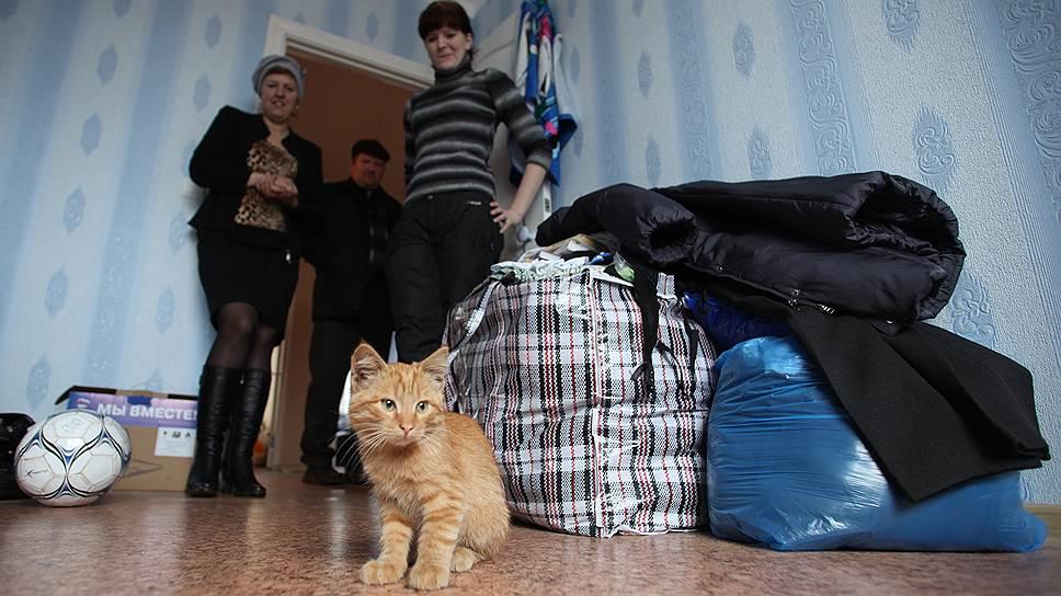 Россияне предпочитают временные выезды на работу в другой регион. И редко решаются на смену постоянного места жительства