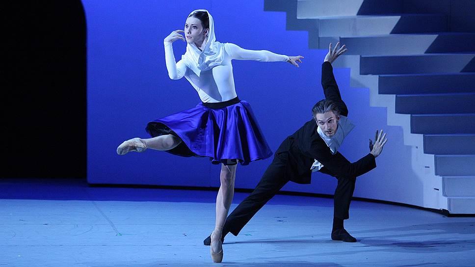 """Шекспир оказался удобным писателем не только для оперной сцены, но и для балетной (на фото — премьера балета """"Укрощение строптивой"""" в постановке Жан-Кристофа Майо)"""