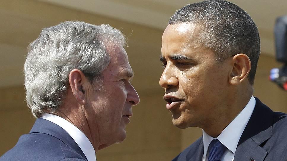 Вместо того чтобы отказаться от политики Буша, Обама стал ее продолжателем