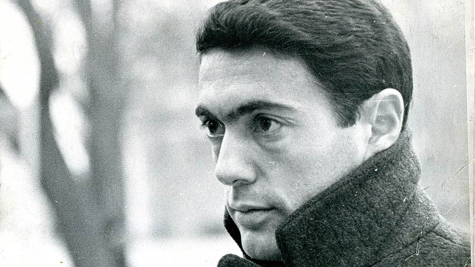 Анатолий Найман в молодости