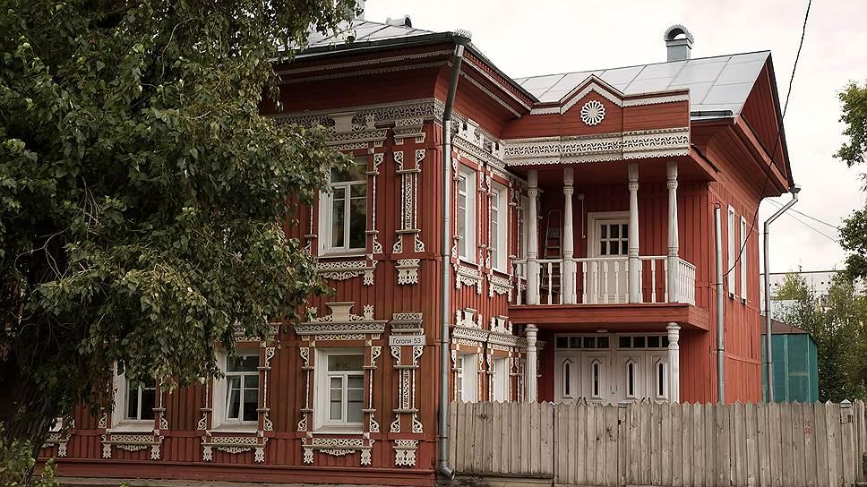 """Отреставрировано было всего 10 подлинных домов-памятников. Зато появилось 230 новоделов """"вологодского типа"""""""