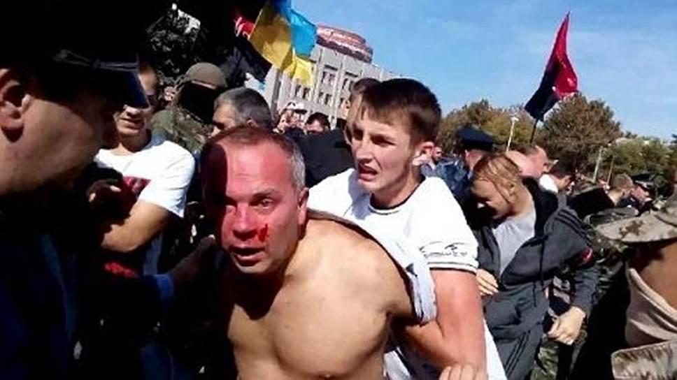 В Одессе жертвой стал Нестор Шуфрич, близкий к Ахметову и Януковичу