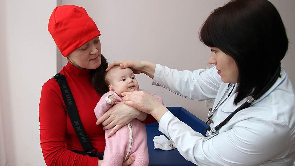 Не у каждого ребенка есть шанс добраться до квалифицированного педиатра