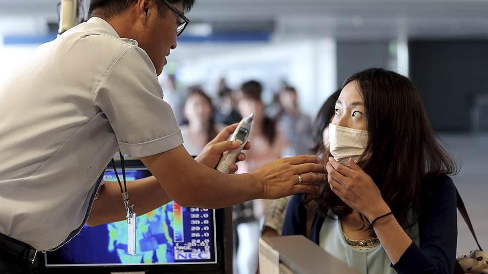 Новый рубеж обороны от Эболы — усиление медицинского контроля в аэропортах
