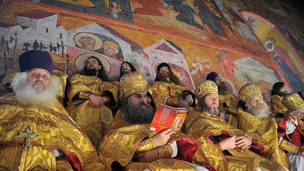 """Сотни пошитых для """"Матильды"""" костюмов священников, княгинь и императорской семьи после съемок, вероятно, станут экспонатами музеев"""
