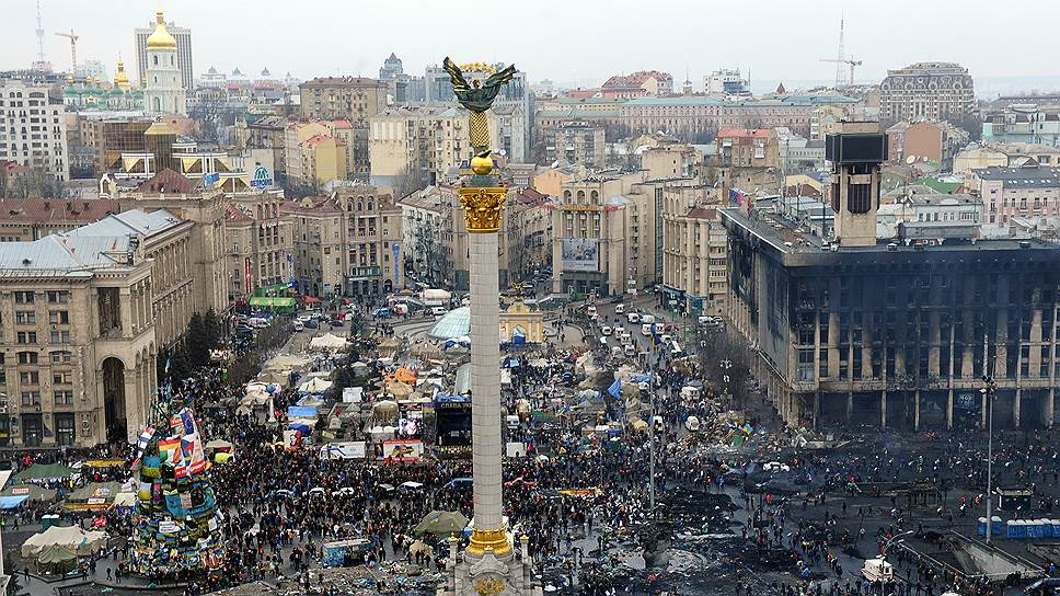 Майдан-2014. Когда он начинался, никто не предполагал, чем он закончится. Да и закончится ли?