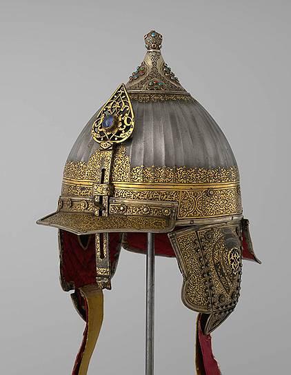 """Шлем - """"Шапка ерихонская"""". Турция, XVI век"""
