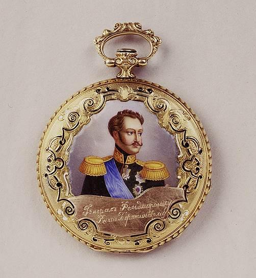 Часы, Франция, первая половина XIX века