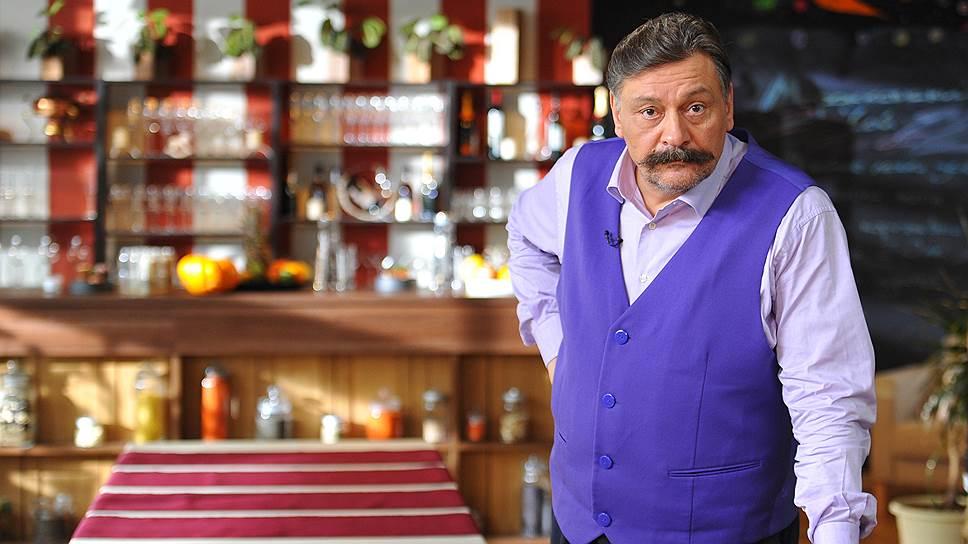 Дмитрий Назаров призывает обращать внимание не на количество кулинарных поединков, а на качество театральных постановок
