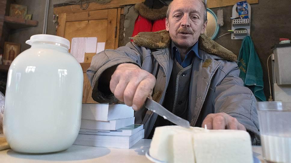 """Сергей Строев: """"За козьим молоком у нас очередь, сыр вообще с руками отрывают"""""""