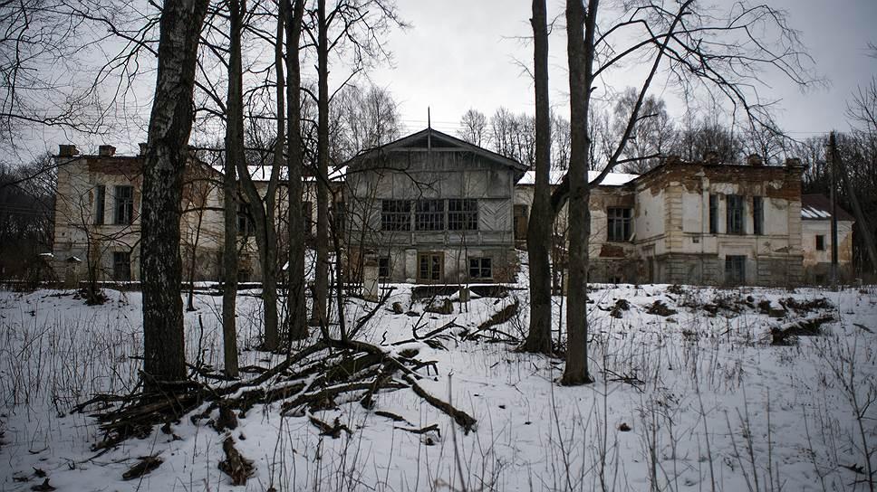 Усадьбу между Орлом и Мценском семья Нечаевых покинула после 1917-го