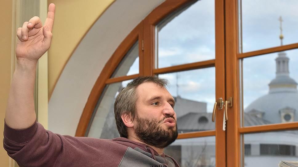 Режиссер Юрий Быков не видит оптимистичного финала для своих героев