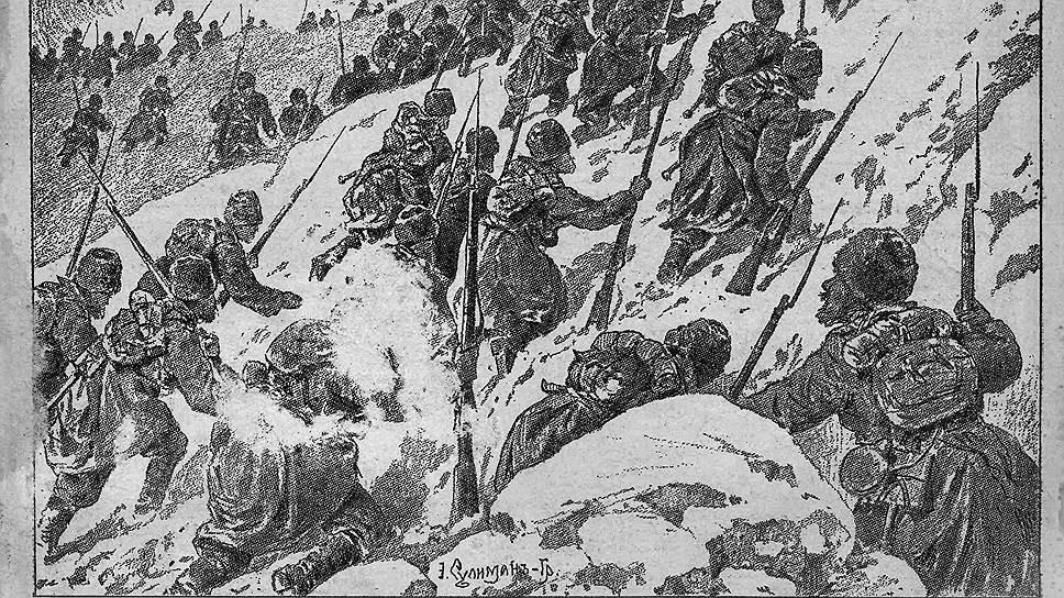 """Одна из обложек """"Огонька"""" вековой давности. Наш журнал подробно рассказывал о войне на Кавказском фронте, делая упор на фото и иллюстрации очевидцев событий"""