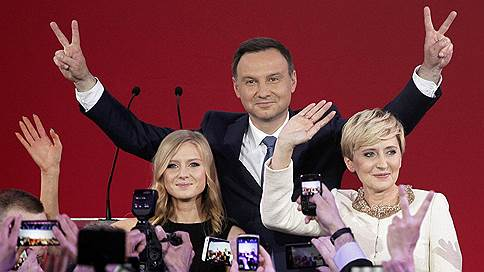 Еще неведомый избранник  / Как технический кандидат стал президентом Польши. Павел Шеремет — о карьере Анджея Дуды