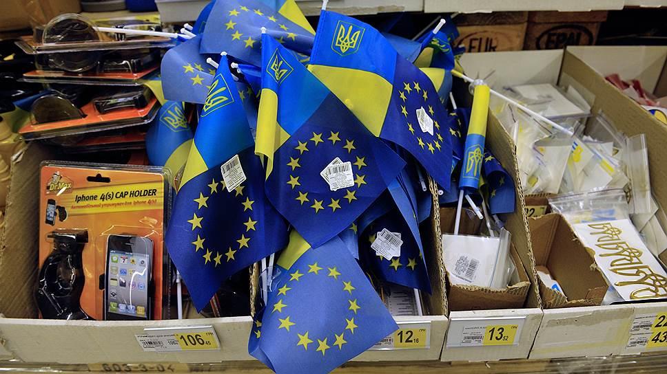 Идея евроинтеграции стала ходовым товаром