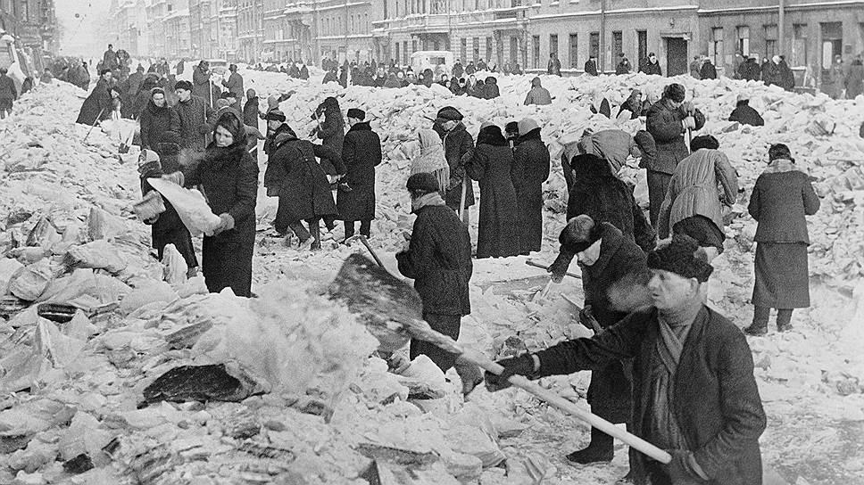 Ленинградцы, пережившие первую блокадную зиму,— особенные люди. Теперь это подтверждено наукой