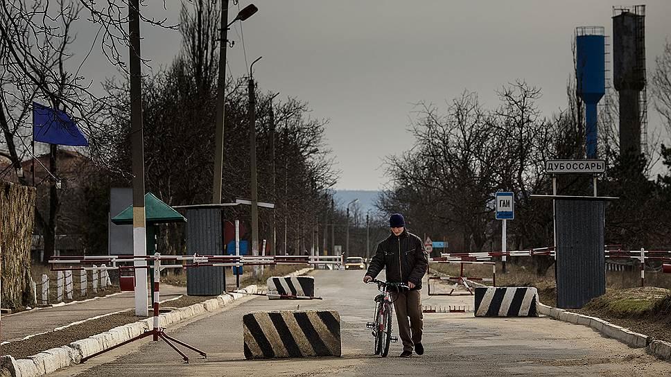 Граница Приднестровья сегодня: тревожное затишье