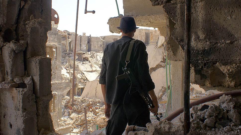 В пригороде Дамаска: Сирия — это теперь развалины. Здания восстановить можно. А страну?
