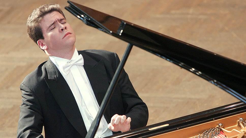 Денис Мацуев — рекордсмен по количеству концертов