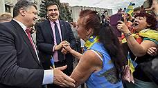 Одесса времен Саакашвили