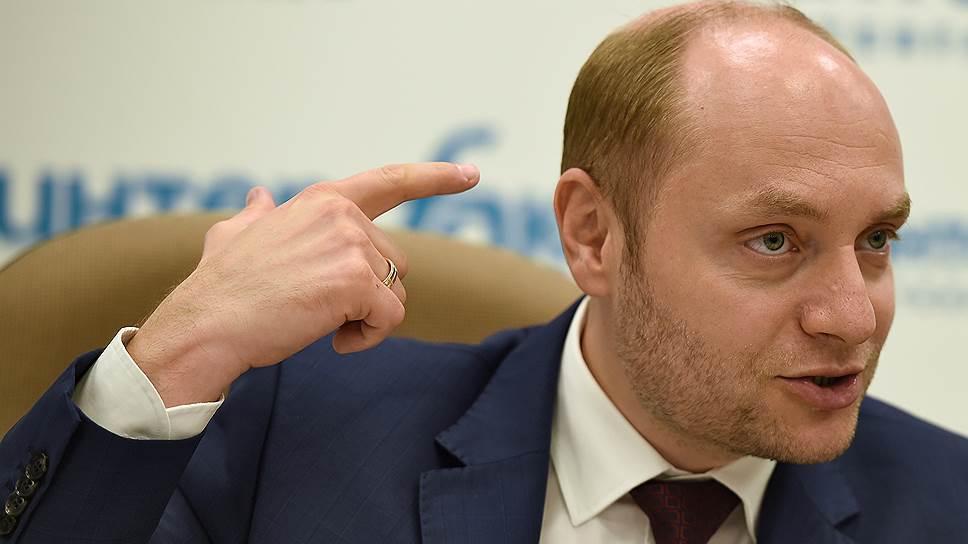 Александр Галушка, министр РФ по развитию Дальнего Востока