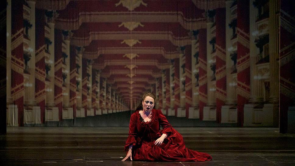 Итальянские певцы на сцене Большого театра всегда органичны