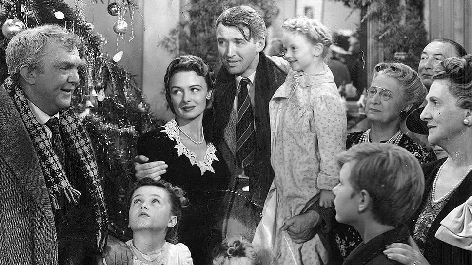 """""""Эта прекрасная жизнь"""" (1946) обязательна к просмотру в США"""