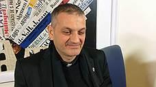 Настоятель монастыря Мар-Элиан отец Жак Мурад