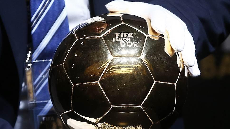 """""""Золотой мяч"""", которым ФИФА награждает лучшего футболиста года, выиграл Месси. Вот только остались ли в самой ФИФА незапятнанные чиновники, которые могут его вручать?"""